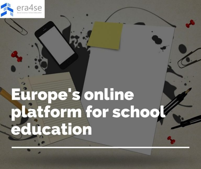 A European Union tool for schools